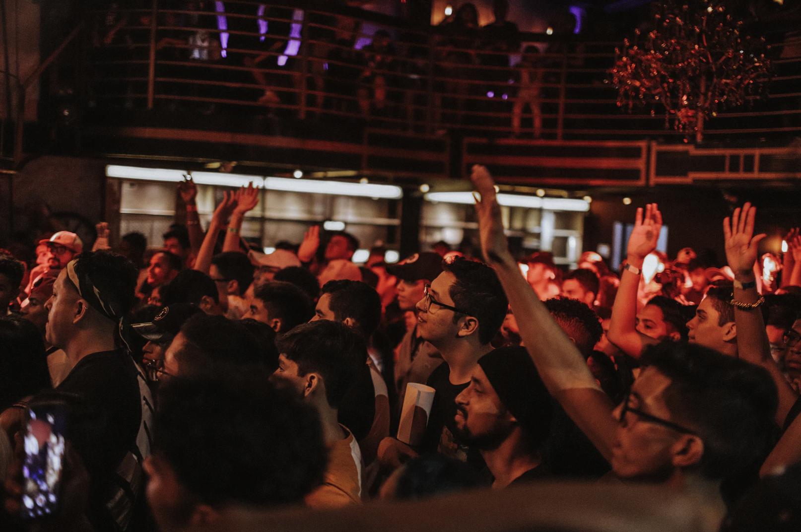 Government Shuts Door on Nightclub